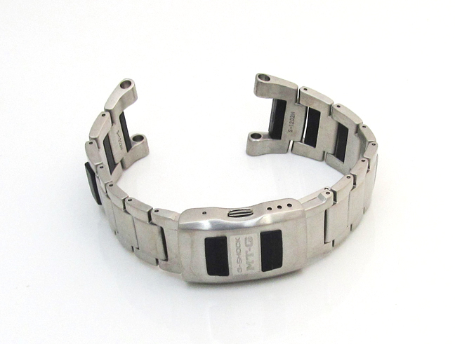 Original Casio G Shock Mtg 1200 Watch Band Strap Stainless Steel